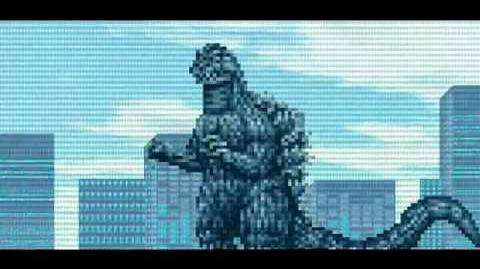 Project 2014 - Godzilla vs