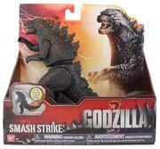 Godzilla 2014 Toys - Smash Strike Godzilla