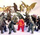 Movie Monsters Series