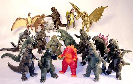 Movie Monsters Series Godzilla Toys Wiki Fandom