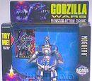 Godzilla Wars