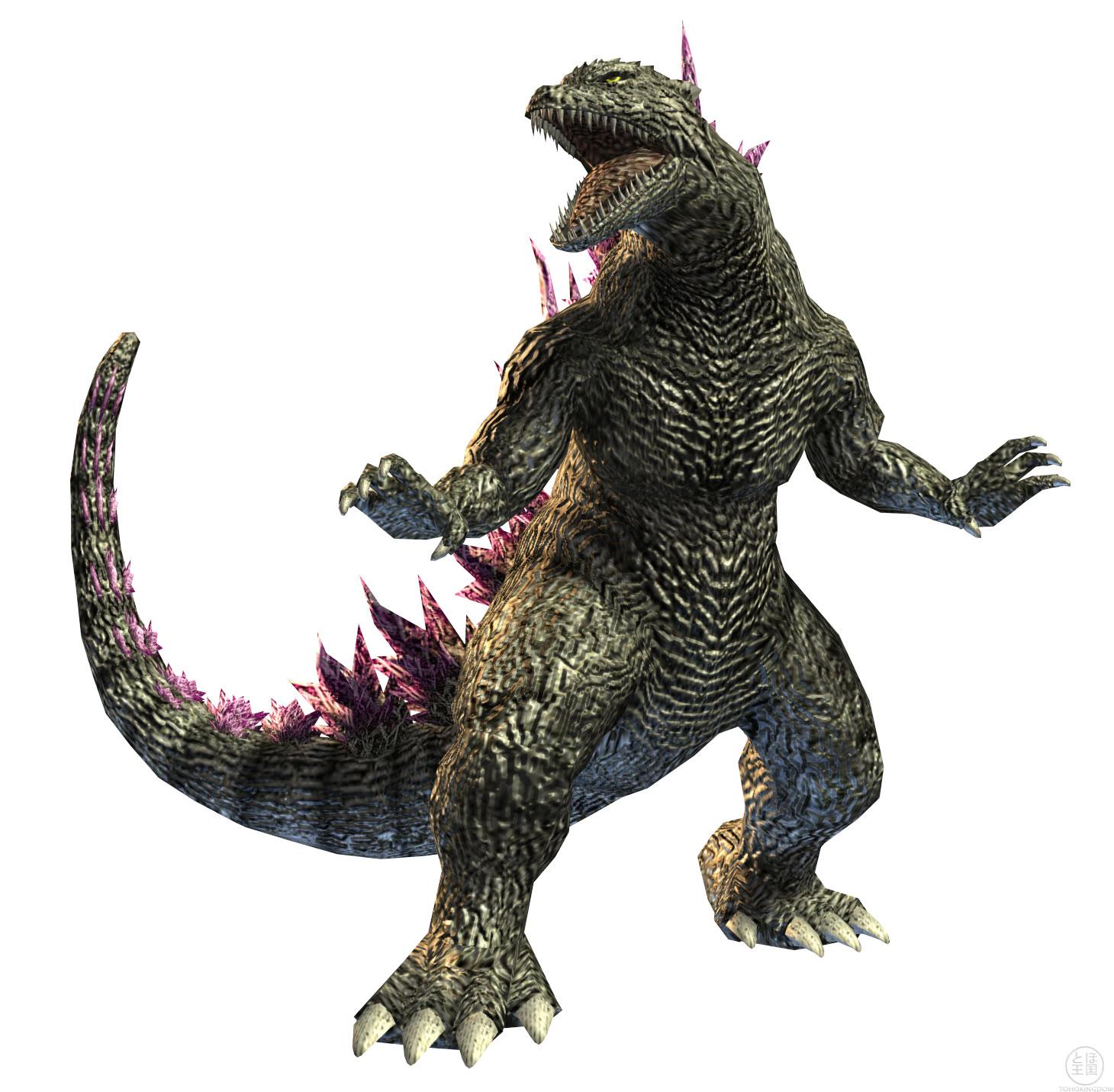 Godzilla 2000 | Godzilla Unleashed Monsters Wiki | FANDOM ...