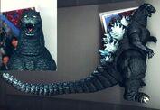 Bandai Japan Godzilla Island Series - Godzilla