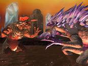 Monster Melee battle