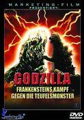 German Godzilla vs Hedorah DVD