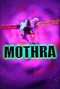 Godzilla on Monster Island - Mothra