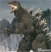 Godzilla Final Wars Atomic Breath