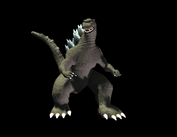 GDAMM Artwork - Godzilla 90s