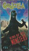 Godzilla Box Art