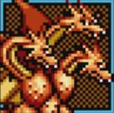 Gojira Kaiju Dairantou Advance - Character Boxes - King Ghidorah
