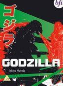 Godzilla Movie DVDs - Gojira -BFI 2006-