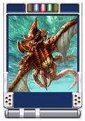 Trading Battle Flying Form Destoroyah