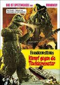 Frankenstein Hedorah Poster