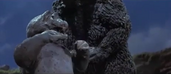 Son of Godzilla 7 - Minilla tries breathing atomic breath
