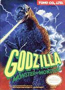 Godzilla Monster of Monsters