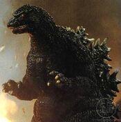 Godzilla in Godzilla vs. Bagan