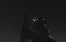 Godzilla in strain station