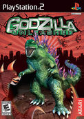 Godzilla PS2