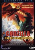 Godzilla Movie Posters - Mothra vs. Godzilla -German- (1)