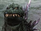Godzilla 1999 Close-Up