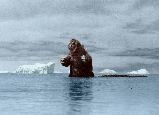 File:Godzilla At Sea in vs King Kong.jpg