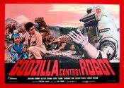 Goidzilla Contro I Robot