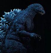 Godzilla in Godzilla vs. GhostGodzilla
