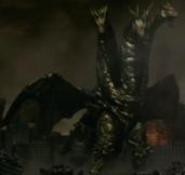 Godzilla Final Wars - 5-7 Keizer Ghidorah