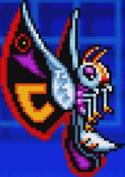 Gojira Godzilla Domination - Character Sprites - Mothra