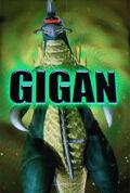 Godzilla on Monster Island - Gigan