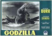 Godzilla Movie Posters - Gojira -Italian-