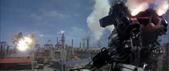 Godzilla X MechaGodzilla - Kiryu Fires