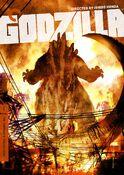 Godzilla Movie DVDs - Gojira -Criterion 2012-