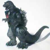 Bandai Japan 2001 Movie Monster Series - Godzilla 2001 (Theatre Exclusive)