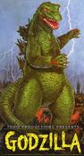 Godzilla Movie Posters - Gojira -VHS-