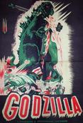 Godzilla Movie Posters - Gojira -Romanian-