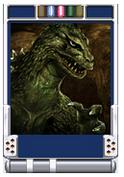 Trading Battle 2nd Generation Godzilla