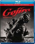 Godzilla Movie DVDs - Gojira -Classic Media 2012-