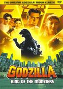 Godzilla Movie DVDs - Gojira -Classic Media 2002-
