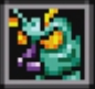 Gojira Kaiju Dairantou Advance - Character Icons - Megalon