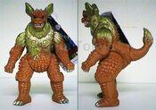 Bandai Japan Godzilla Island Series - King Caesar