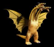 GDAMM Artwork - King Ghidorah (2)