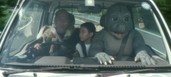 Godzilla Final Wars - 4-3 Minilla in the Passanger Seat