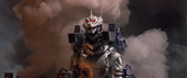 Godzilla X MechaGodzilla - Kiryu Continues Rampaging