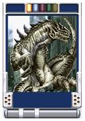 Trading Battle Godzilla
