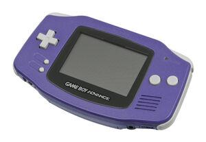 Game Boy Advance - 01
