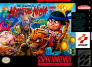 The Legend of the Mystical Ninja - (NA) - 01