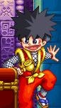 Goemon - Gokujō Parodius! - 01