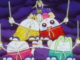 Four Tsujikiri