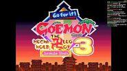 Ganbare Goemon 3 -SNES- - Part 1